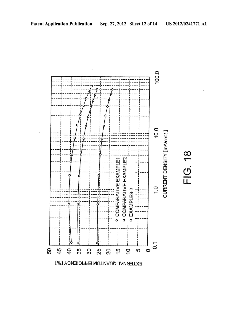 ORGANIC ELECTROLUMINESCENT DEVICE, DISPLAY DEVICE, AND ILLUMINATION DEVICE - diagram, schematic, and image 13