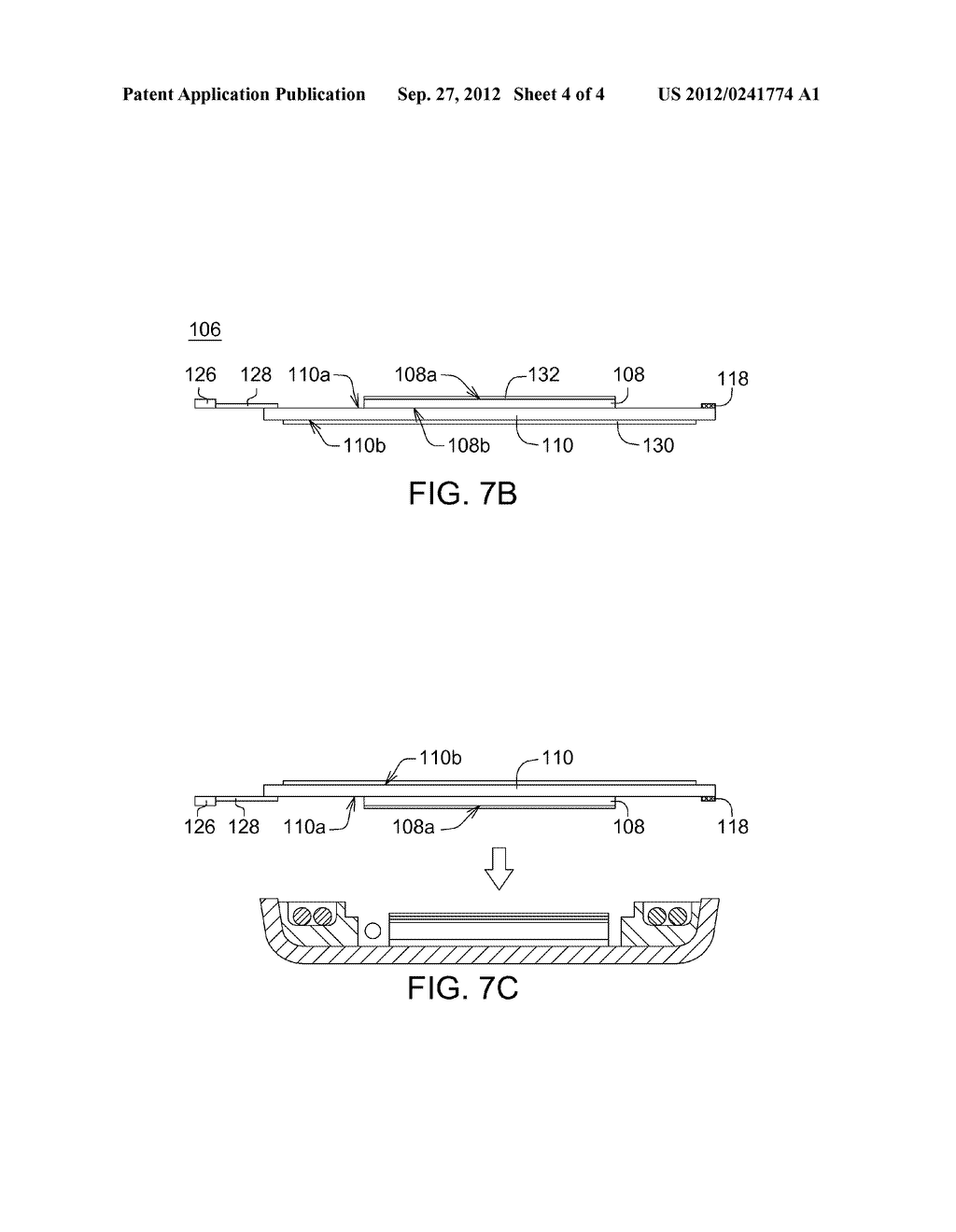 DISPLAY MODULE AND MANUFACTURING METHOD THEREOF - diagram, schematic, and image 05