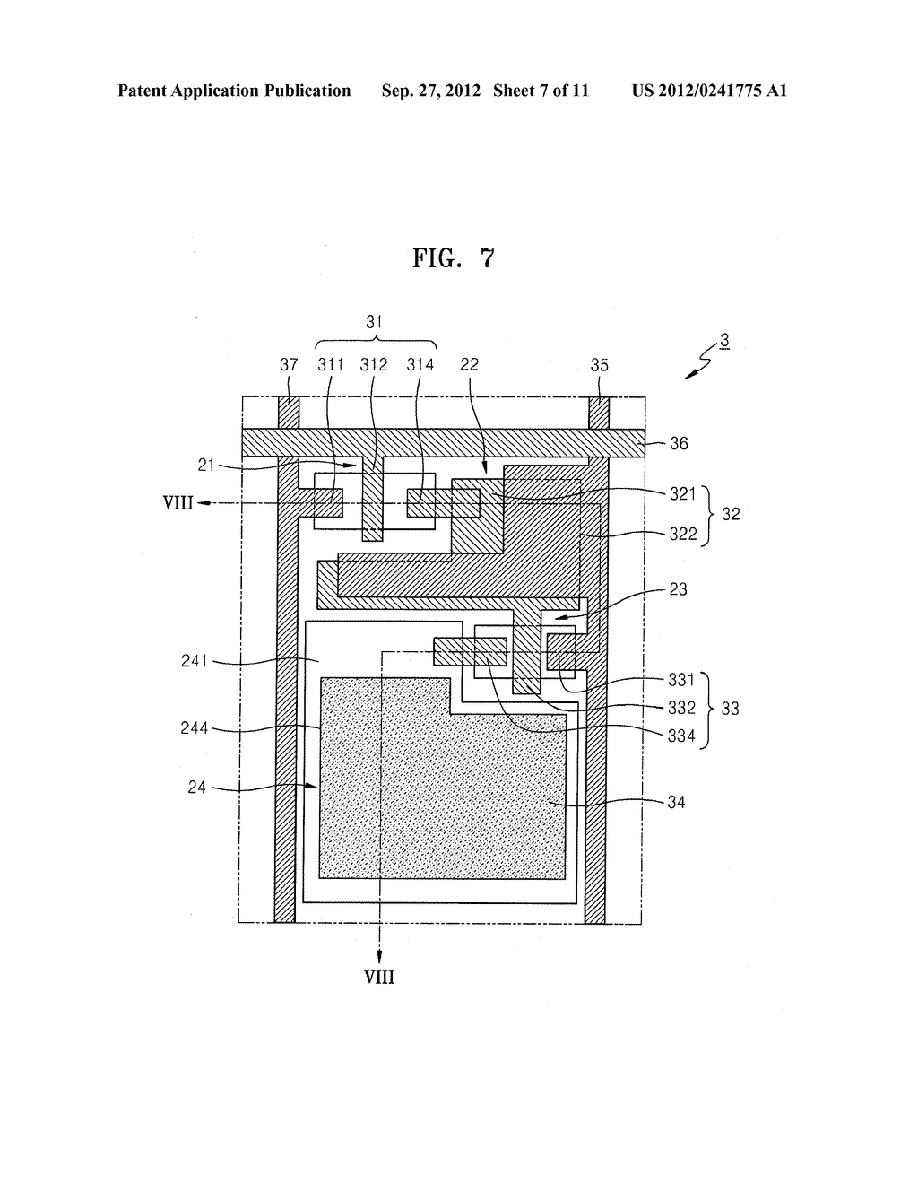 ORGANIC LIGHT-EMITTING DISPLAY DEVICE - diagram, schematic, and image 08