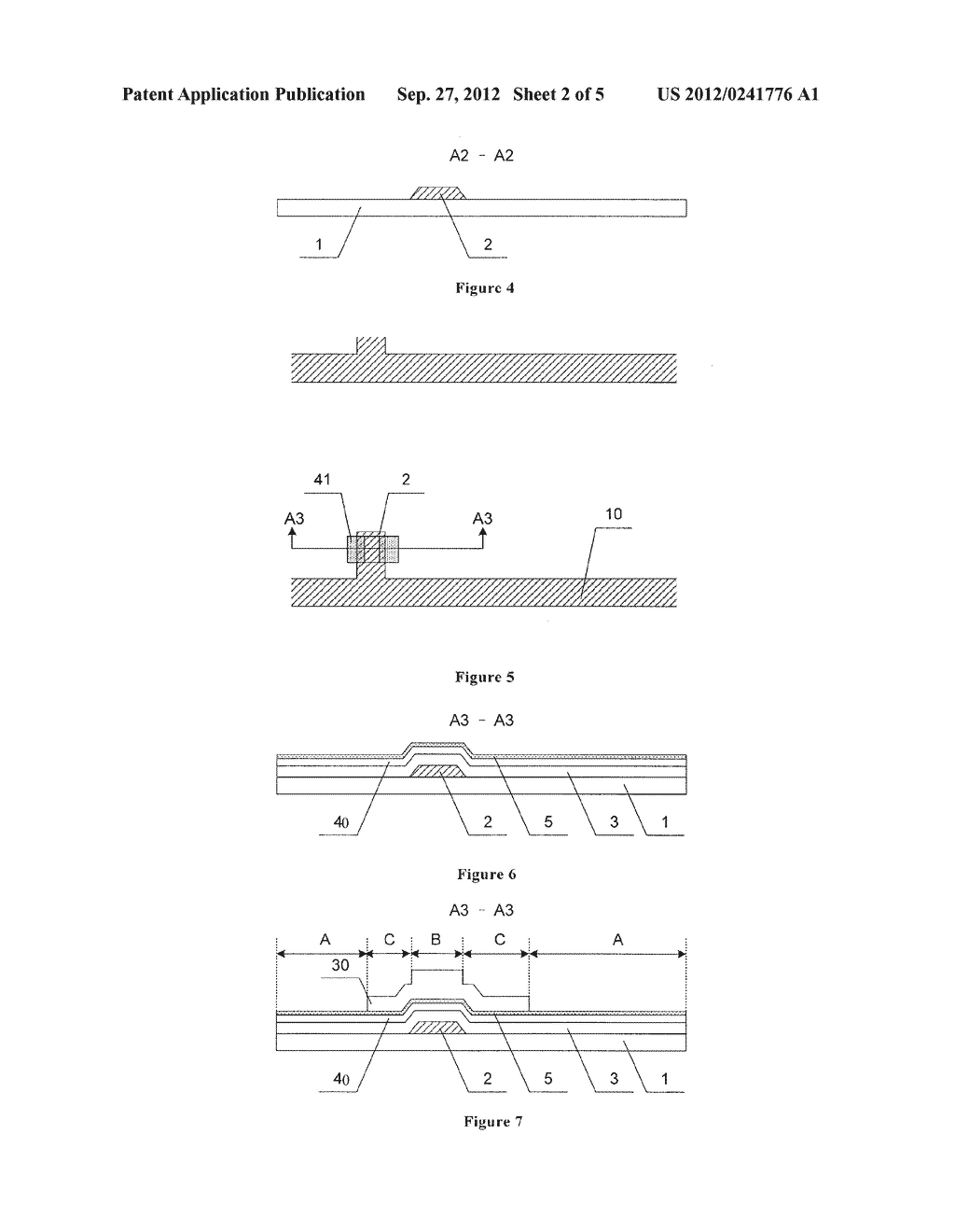 TFT-LCD ARRAY SUBSTRATE AND METHOD OF MANUFACTURING THE SAME - diagram, schematic, and image 03