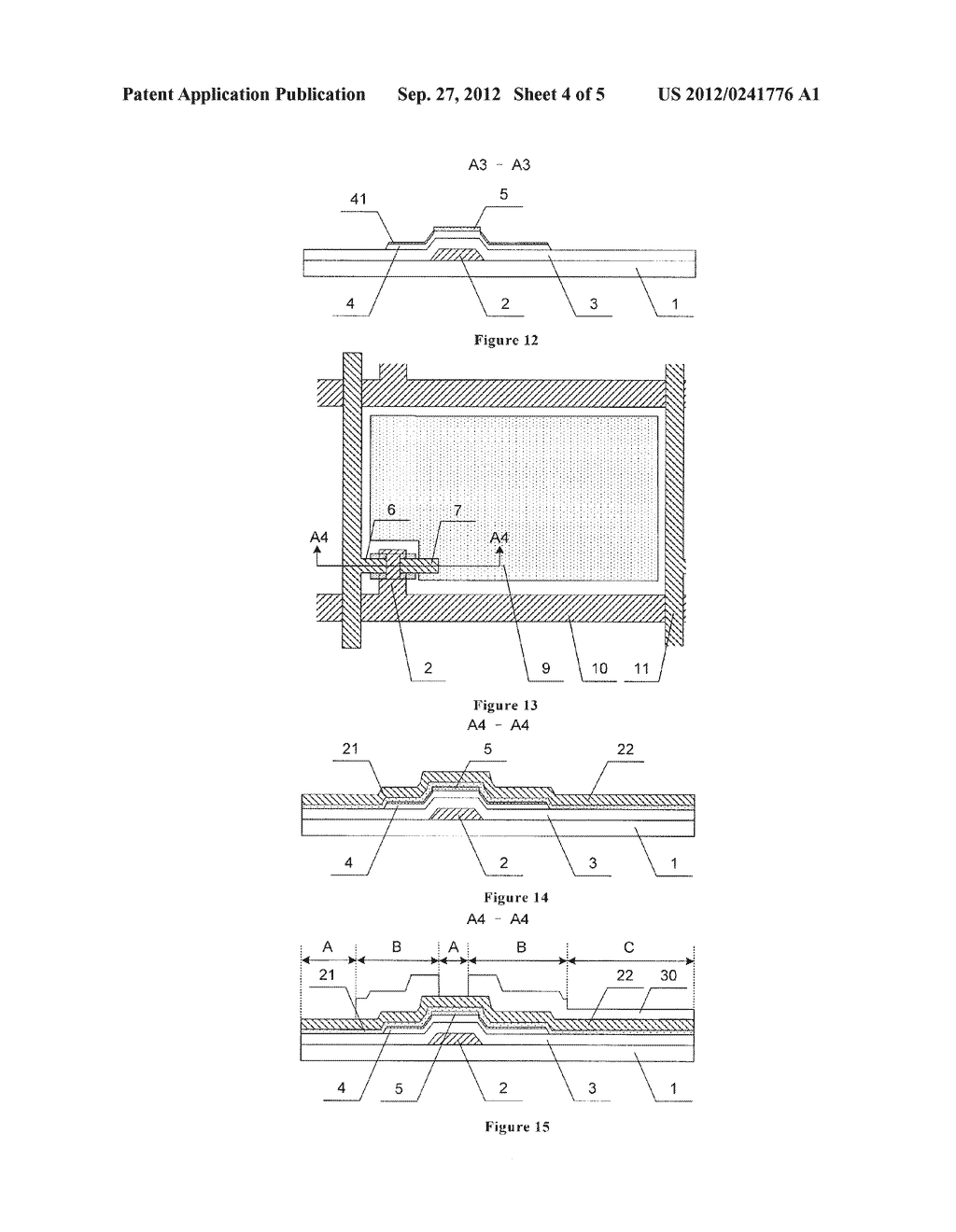 TFT-LCD ARRAY SUBSTRATE AND METHOD OF MANUFACTURING THE SAME - diagram, schematic, and image 05