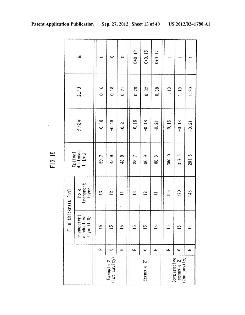 ORGANIC EL PANEL, DISPLAY DEVICE USING SAME, AND METHOD FOR PRODUCING     ORGANIC EL PANEL - diagram, schematic, and image 14