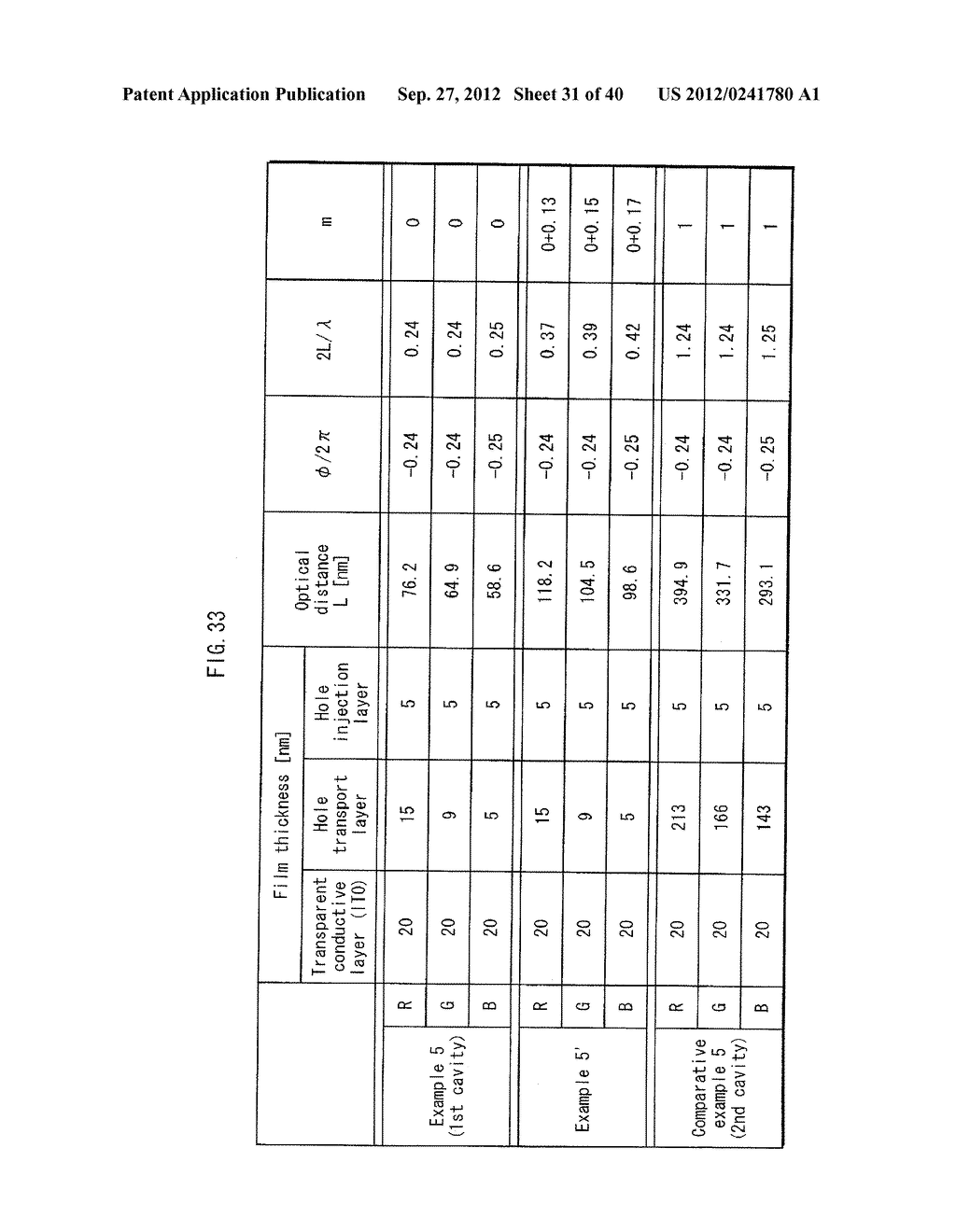 ORGANIC EL PANEL, DISPLAY DEVICE USING SAME, AND METHOD FOR PRODUCING     ORGANIC EL PANEL - diagram, schematic, and image 32