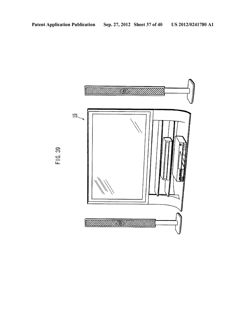 ORGANIC EL PANEL, DISPLAY DEVICE USING SAME, AND METHOD FOR PRODUCING     ORGANIC EL PANEL - diagram, schematic, and image 38