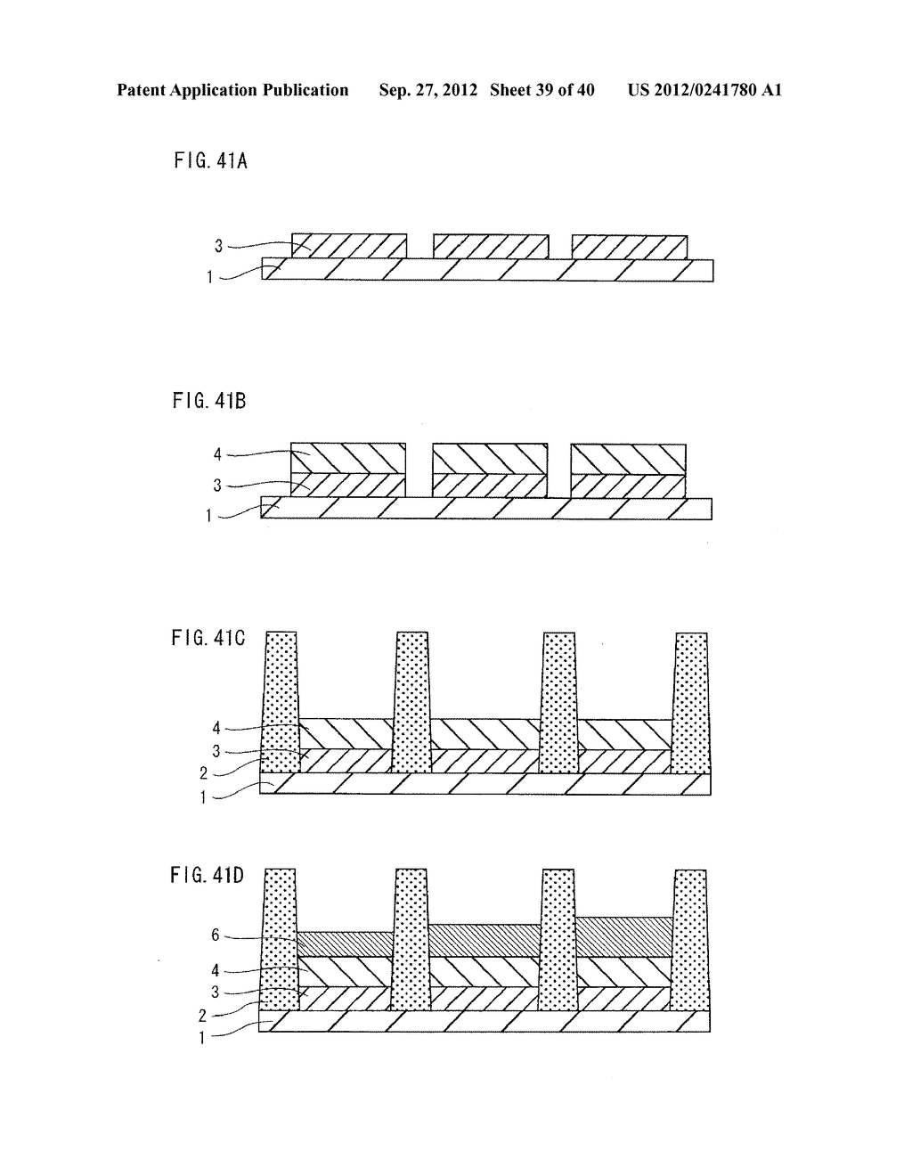 ORGANIC EL PANEL, DISPLAY DEVICE USING SAME, AND METHOD FOR PRODUCING     ORGANIC EL PANEL - diagram, schematic, and image 40