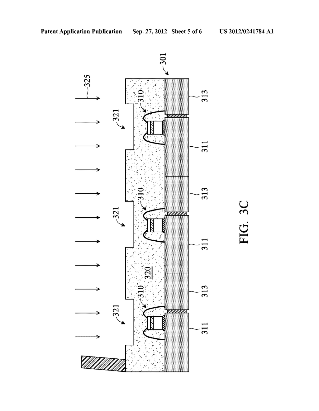 LIGHT-EMITTING DIODE (LED) PACKAGE SYSTEMS AND METHODS OF MAKING THE SAME - diagram, schematic, and image 06