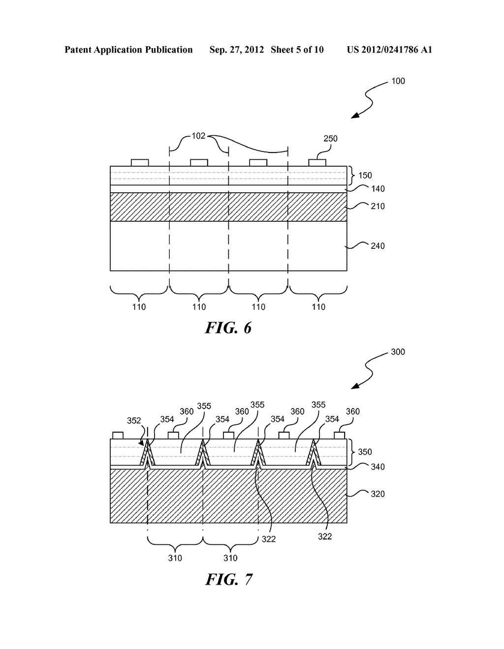 SOLID STATE OPTOELECTRONIC DEVICE WITH PLATED SUPPORT SUBSTRATE - diagram, schematic, and image 06