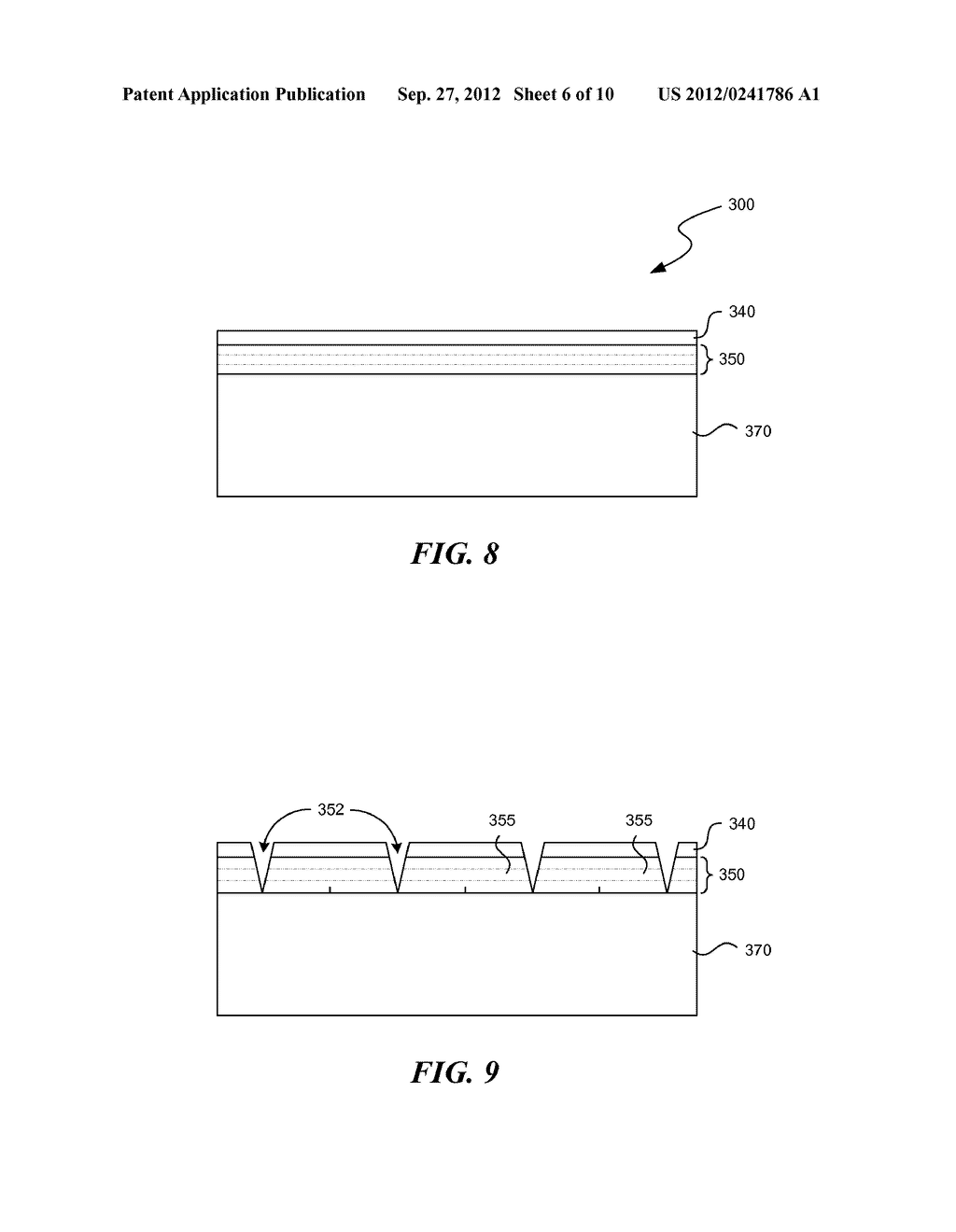 SOLID STATE OPTOELECTRONIC DEVICE WITH PLATED SUPPORT SUBSTRATE - diagram, schematic, and image 07