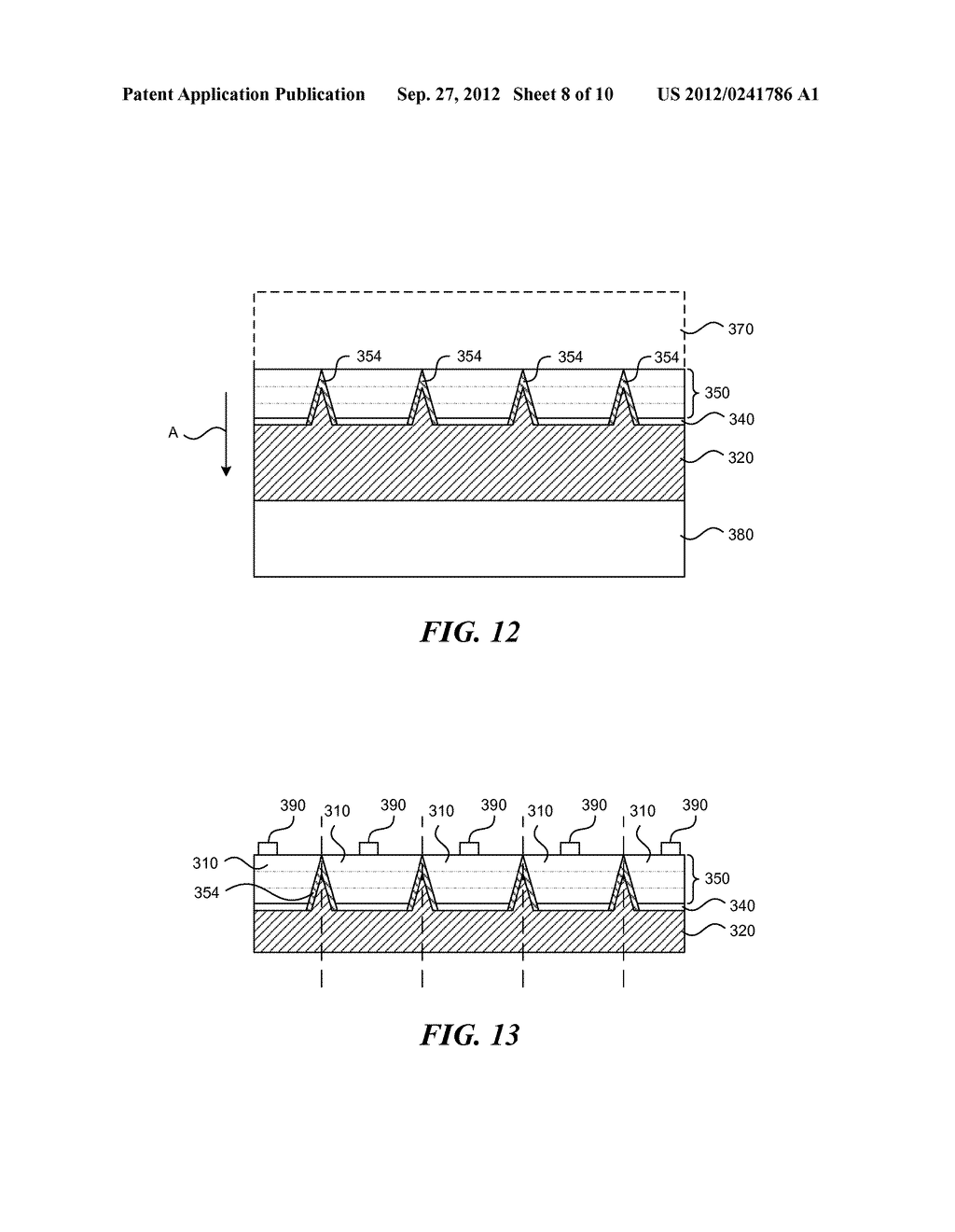 SOLID STATE OPTOELECTRONIC DEVICE WITH PLATED SUPPORT SUBSTRATE - diagram, schematic, and image 09