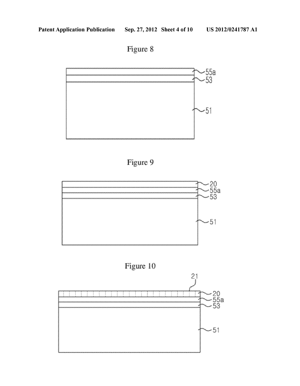 LIGHT EMITTING DEVICE AND FABRICATION METHOD THEREOF - diagram, schematic, and image 05