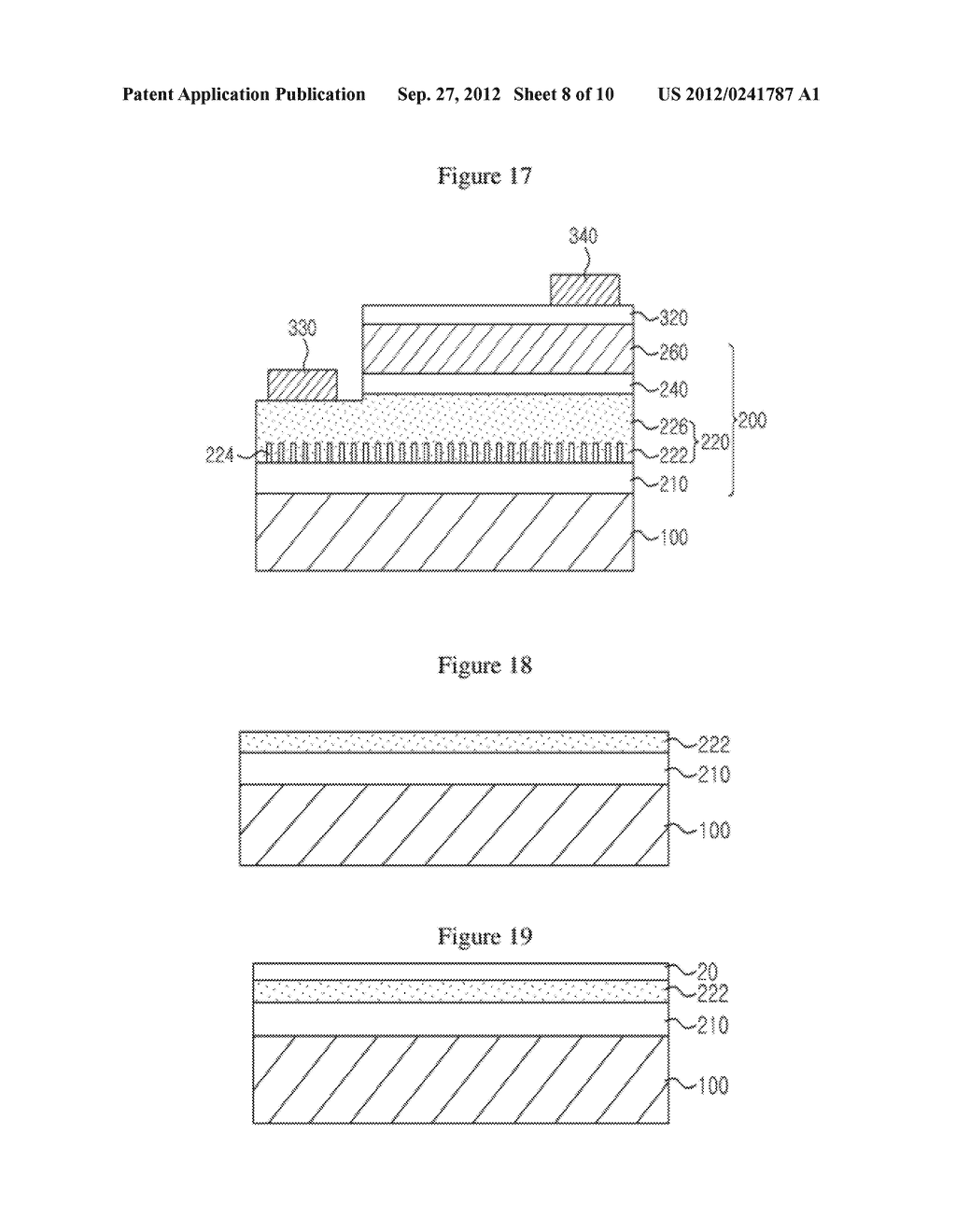LIGHT EMITTING DEVICE AND FABRICATION METHOD THEREOF - diagram, schematic, and image 09