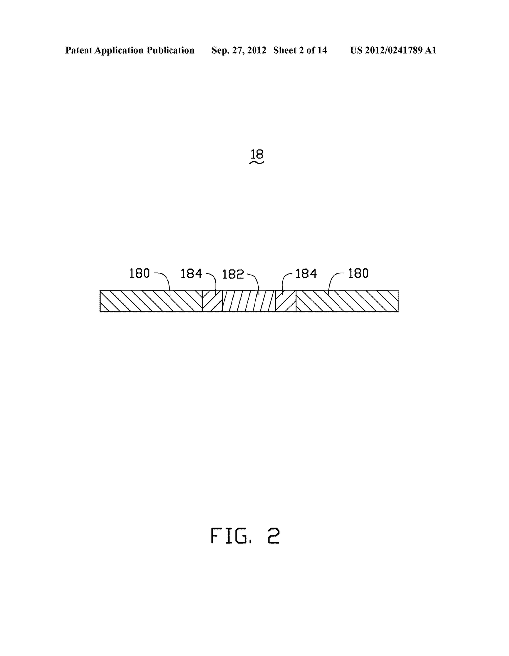 LED PACKAGE, METHOD FOR MAKING THE LED PACKAGE AND LIGHT SOURCE HAVING THE     SAME - diagram, schematic, and image 03