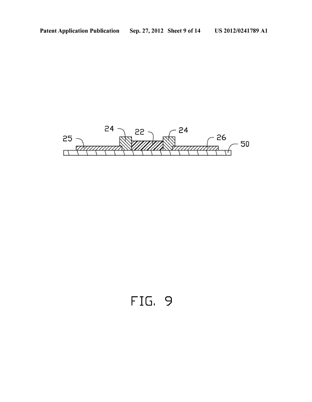LED PACKAGE, METHOD FOR MAKING THE LED PACKAGE AND LIGHT SOURCE HAVING THE     SAME - diagram, schematic, and image 10