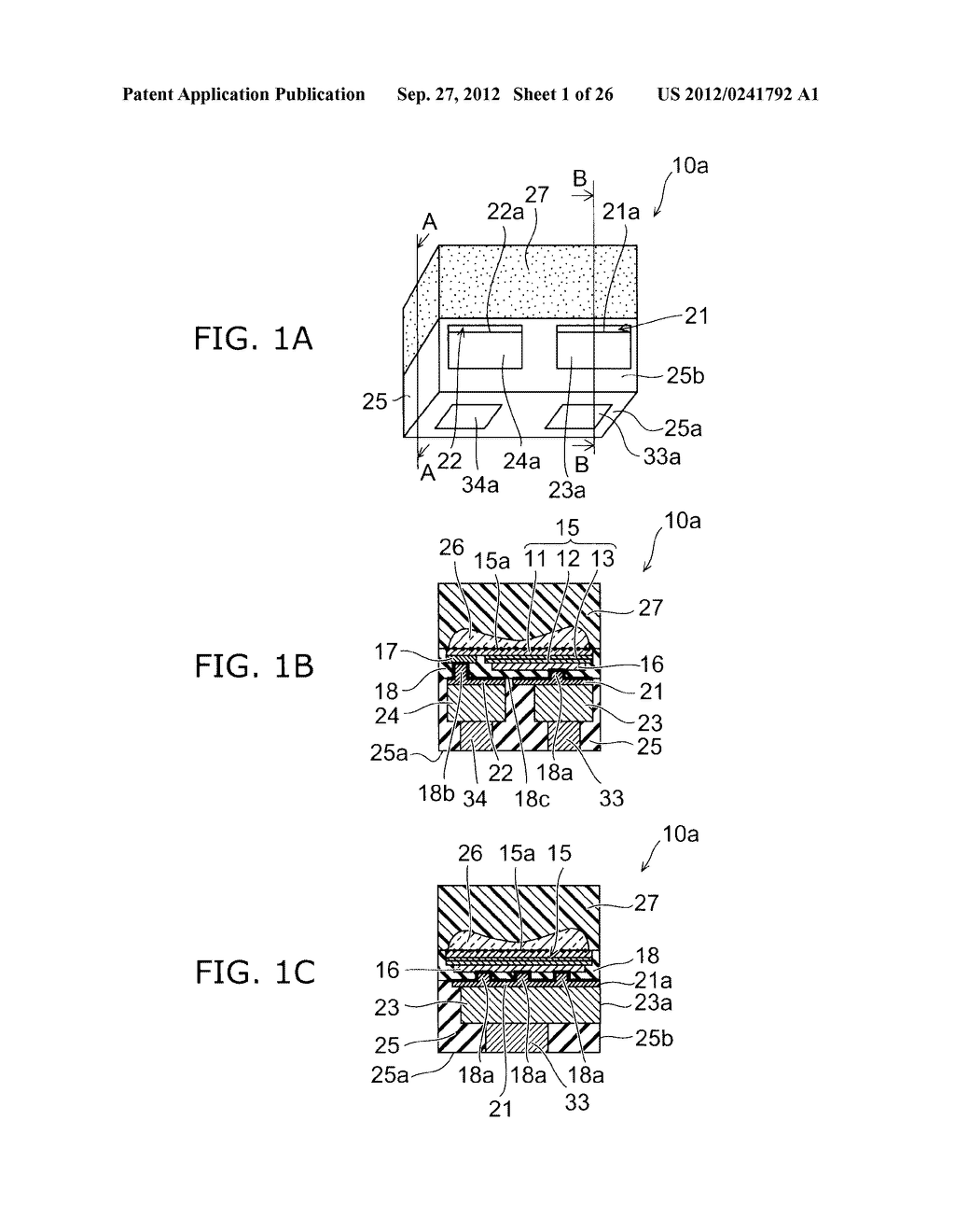 SEMICONDUCTOR LIGHT EMITTING DEVICE AND METHOD FOR MANUFACTURING SAME - diagram, schematic, and image 02