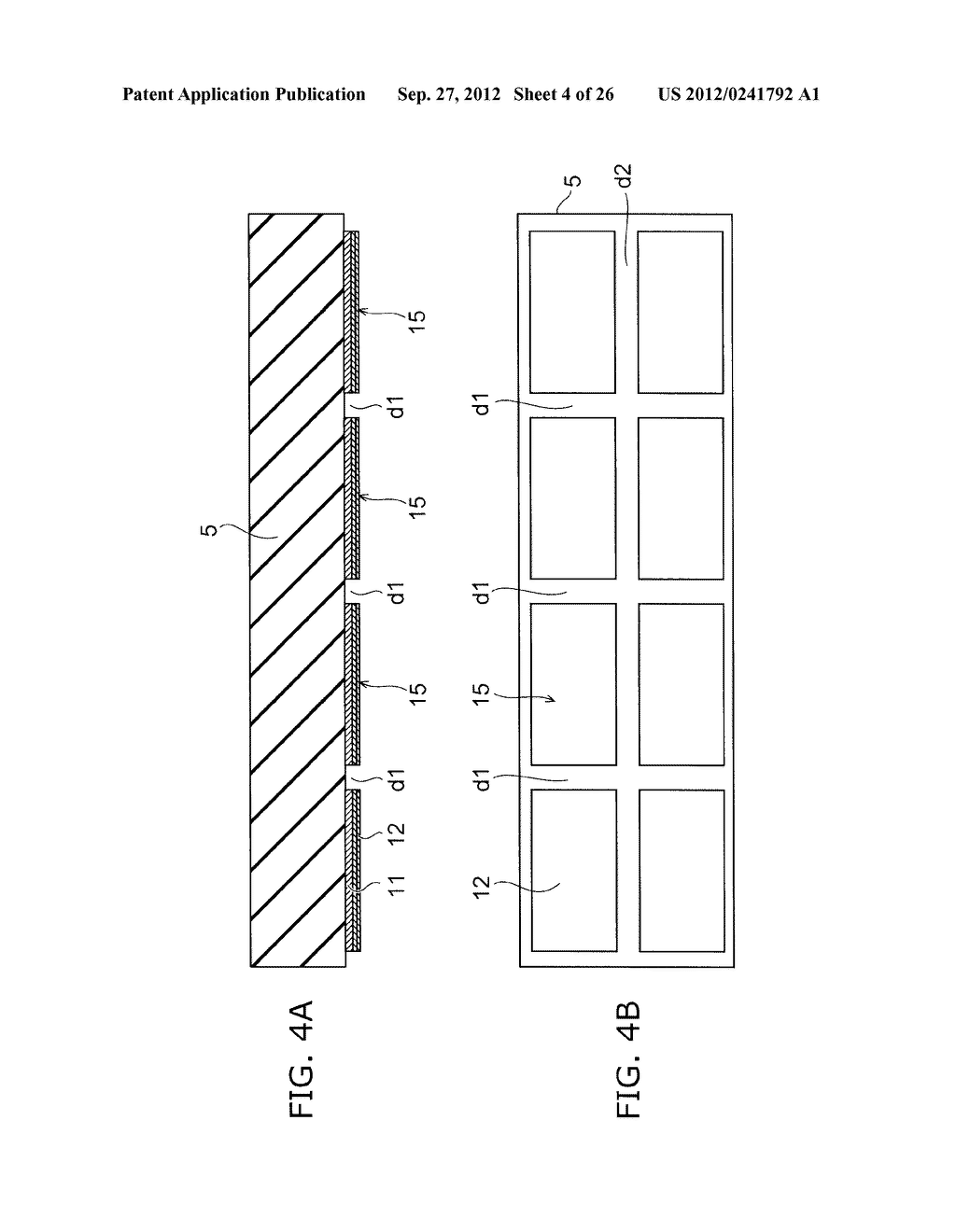SEMICONDUCTOR LIGHT EMITTING DEVICE AND METHOD FOR MANUFACTURING SAME - diagram, schematic, and image 05