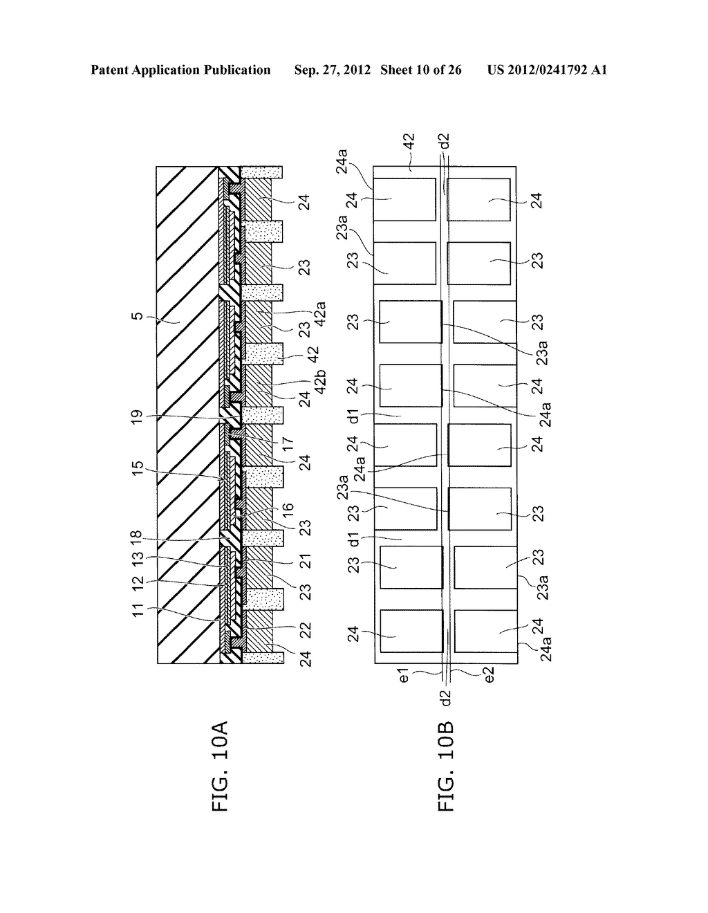 SEMICONDUCTOR LIGHT EMITTING DEVICE AND METHOD FOR MANUFACTURING SAME - diagram, schematic, and image 11