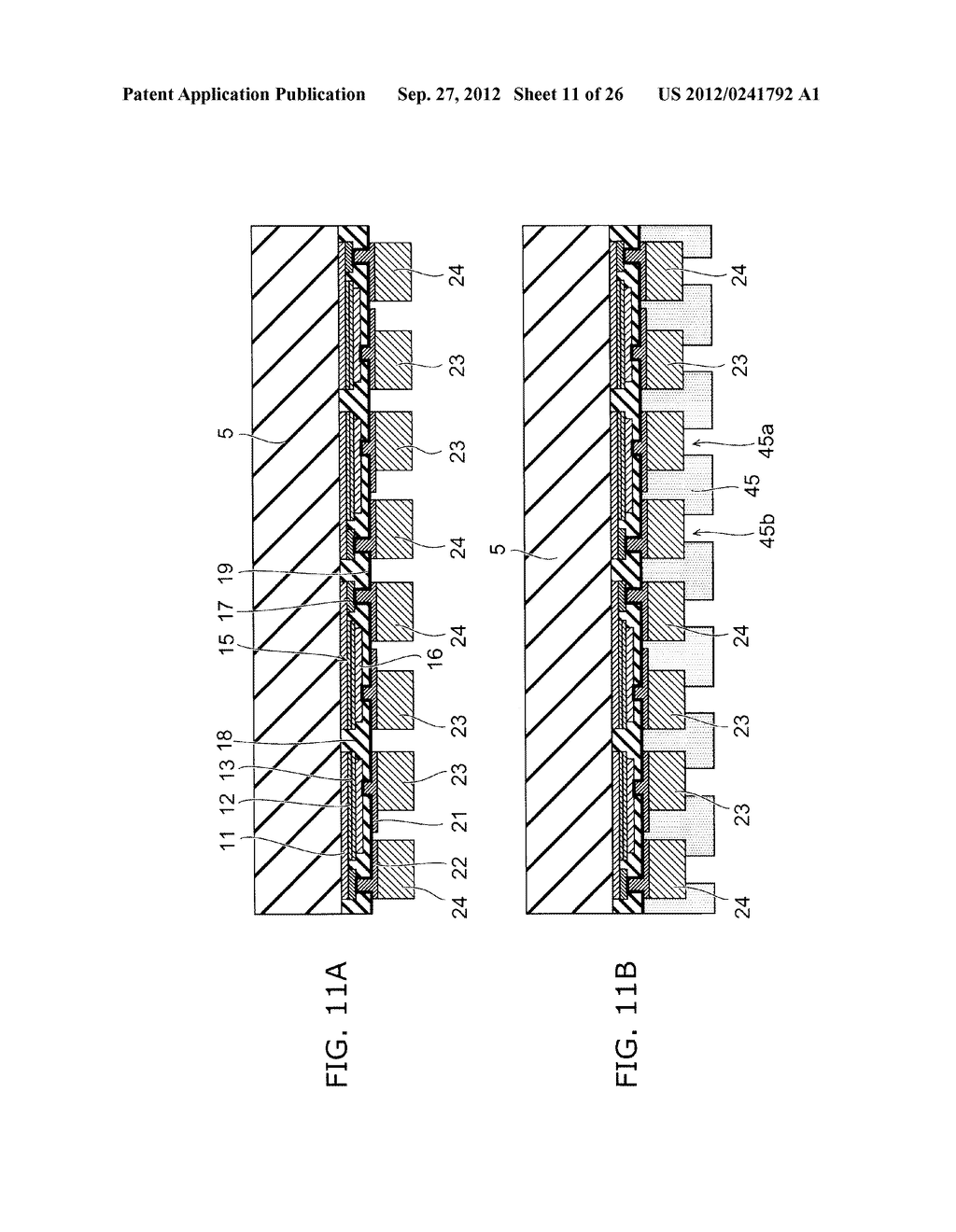 SEMICONDUCTOR LIGHT EMITTING DEVICE AND METHOD FOR MANUFACTURING SAME - diagram, schematic, and image 12