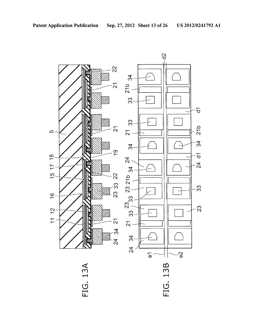 SEMICONDUCTOR LIGHT EMITTING DEVICE AND METHOD FOR MANUFACTURING SAME - diagram, schematic, and image 14
