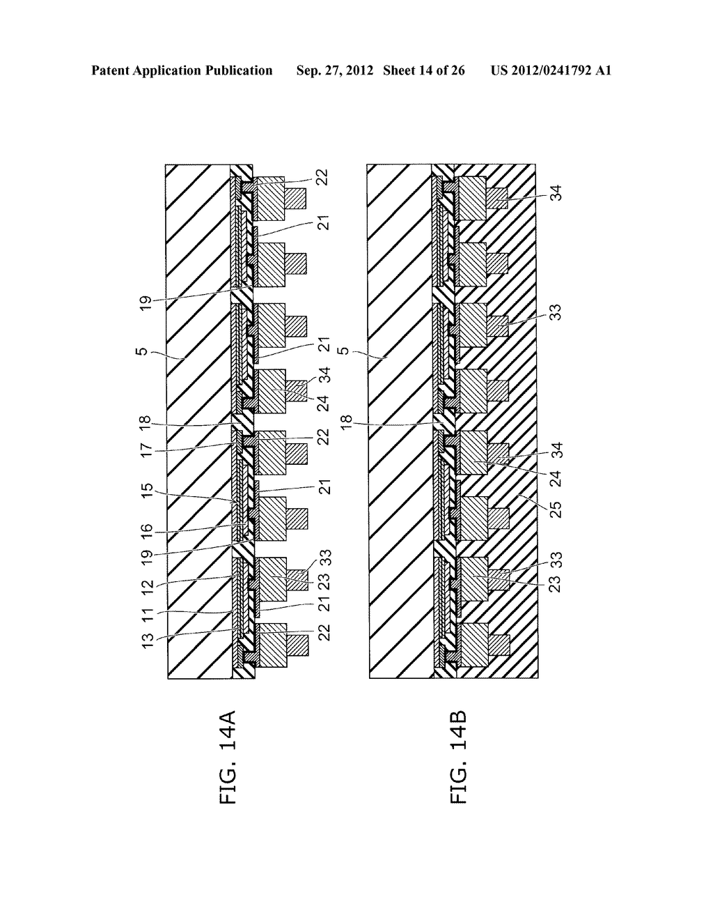 SEMICONDUCTOR LIGHT EMITTING DEVICE AND METHOD FOR MANUFACTURING SAME - diagram, schematic, and image 15