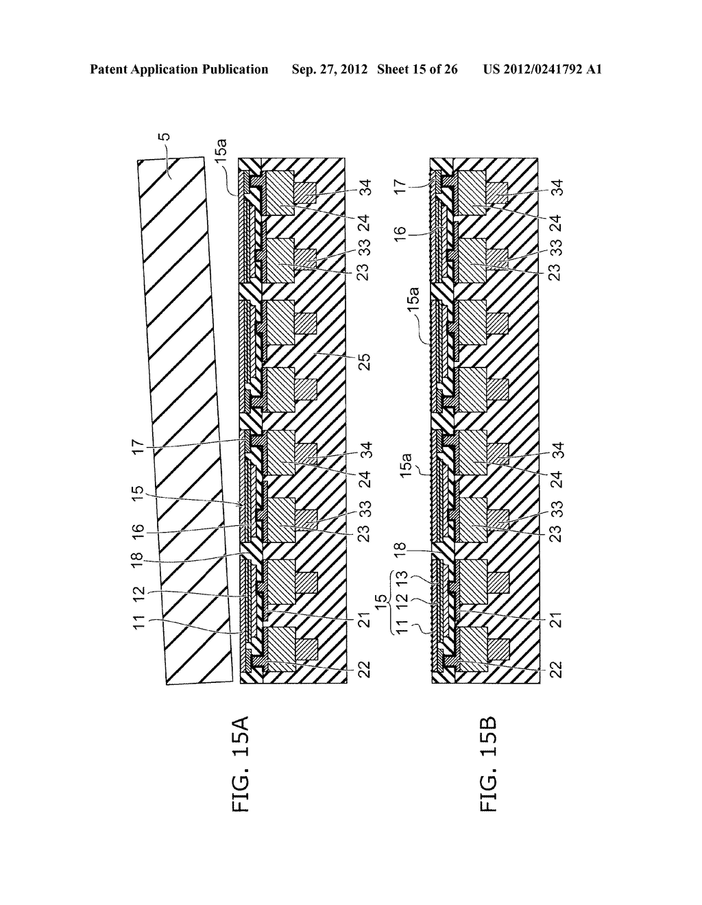 SEMICONDUCTOR LIGHT EMITTING DEVICE AND METHOD FOR MANUFACTURING SAME - diagram, schematic, and image 16
