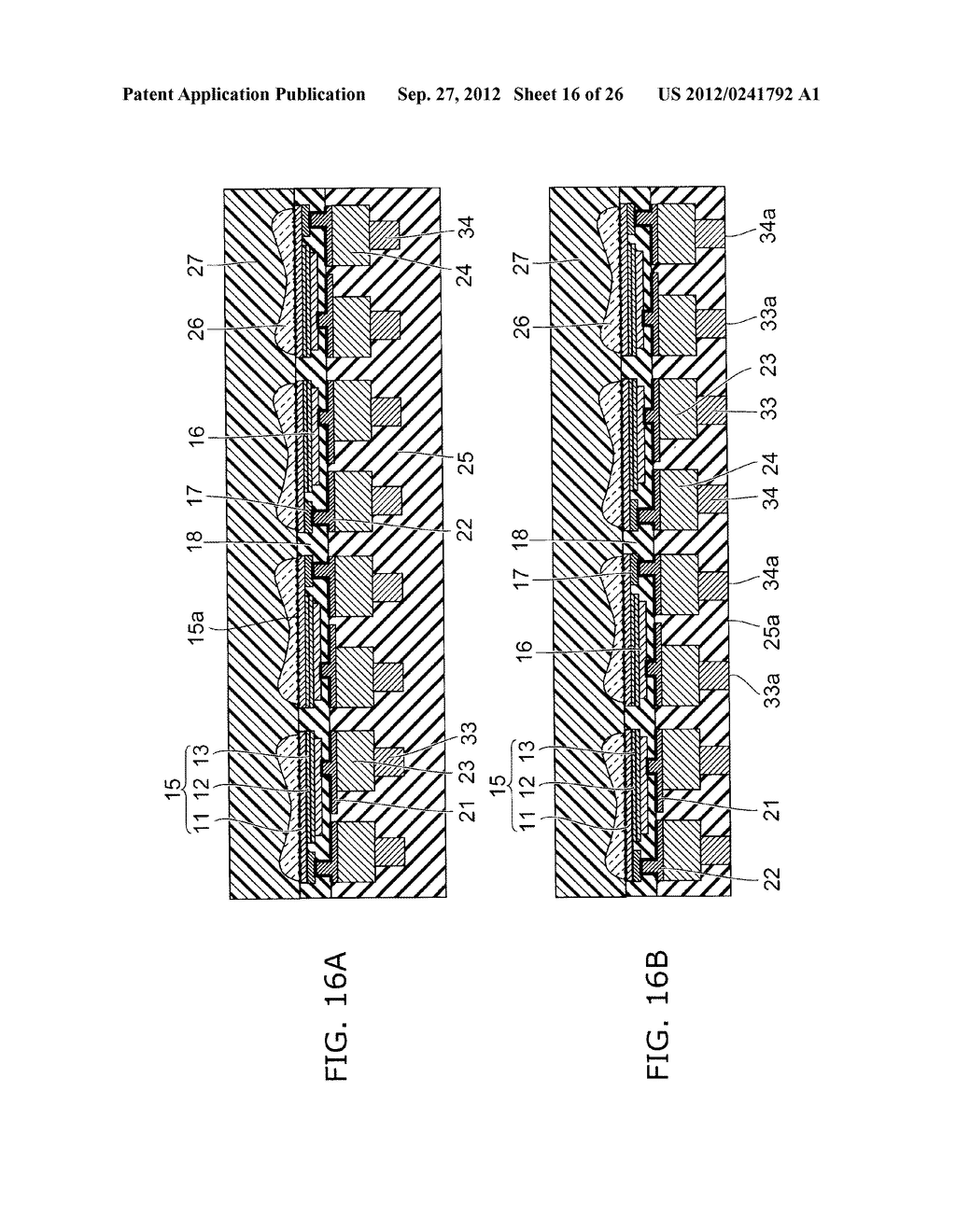SEMICONDUCTOR LIGHT EMITTING DEVICE AND METHOD FOR MANUFACTURING SAME - diagram, schematic, and image 17