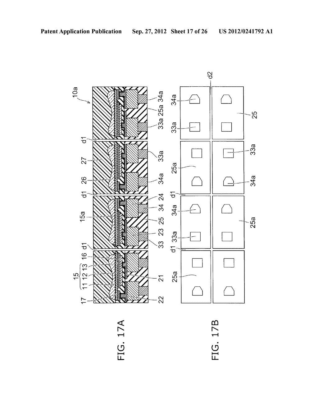 SEMICONDUCTOR LIGHT EMITTING DEVICE AND METHOD FOR MANUFACTURING SAME - diagram, schematic, and image 18