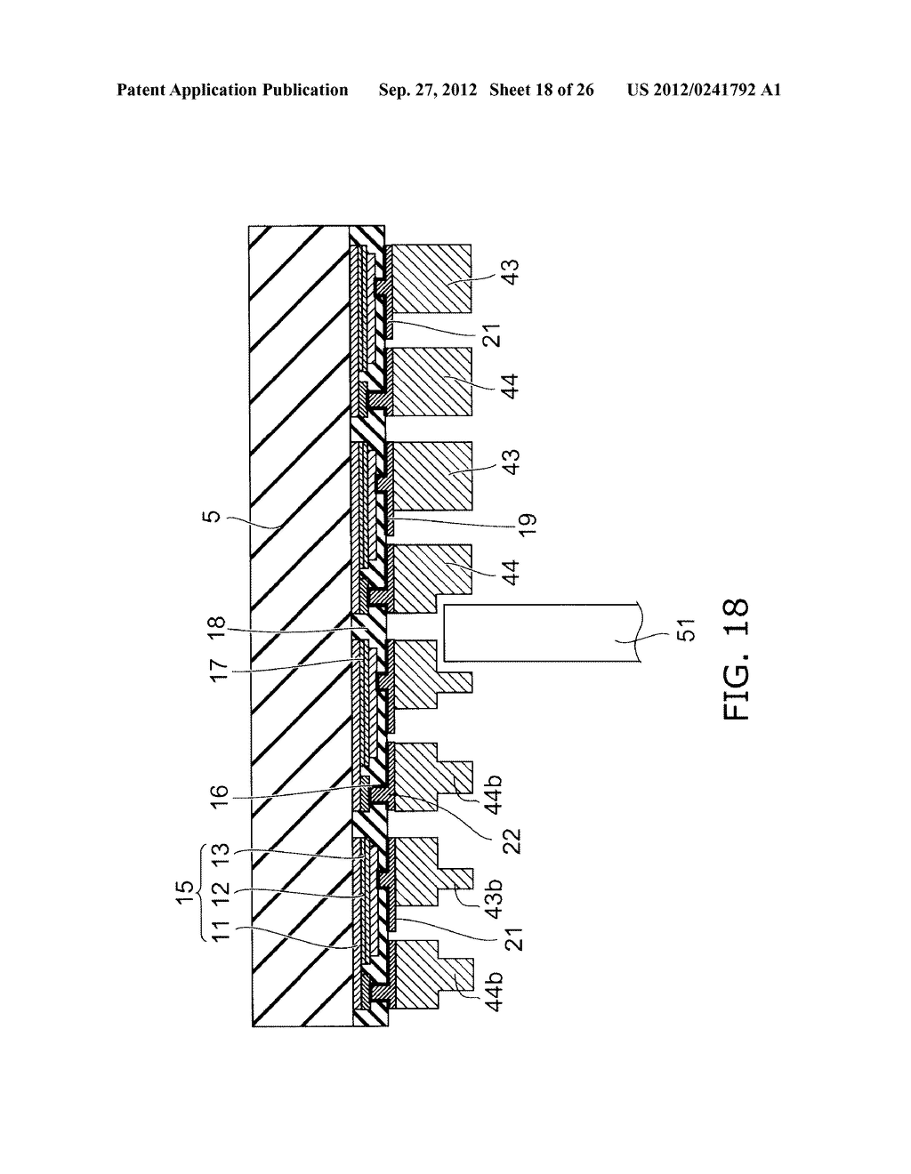 SEMICONDUCTOR LIGHT EMITTING DEVICE AND METHOD FOR MANUFACTURING SAME - diagram, schematic, and image 19