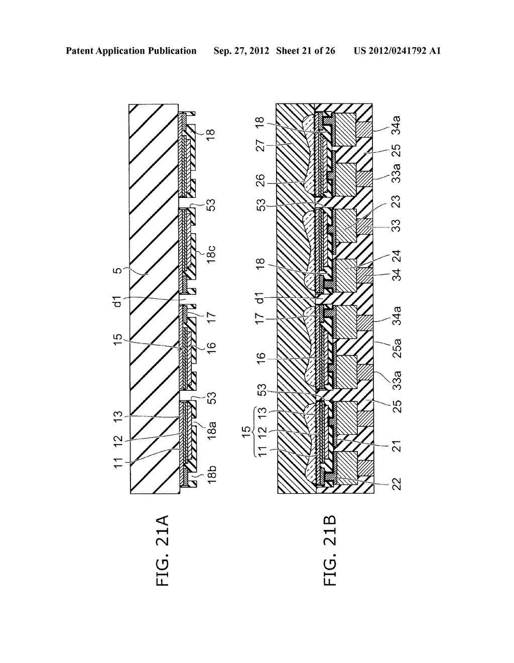 SEMICONDUCTOR LIGHT EMITTING DEVICE AND METHOD FOR MANUFACTURING SAME - diagram, schematic, and image 22