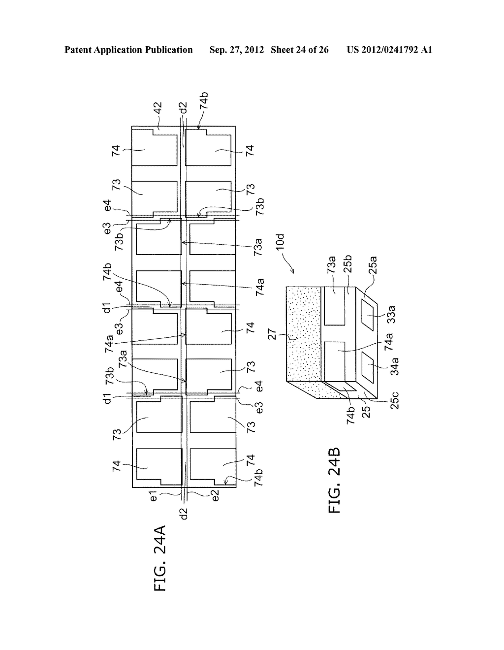 SEMICONDUCTOR LIGHT EMITTING DEVICE AND METHOD FOR MANUFACTURING SAME - diagram, schematic, and image 25