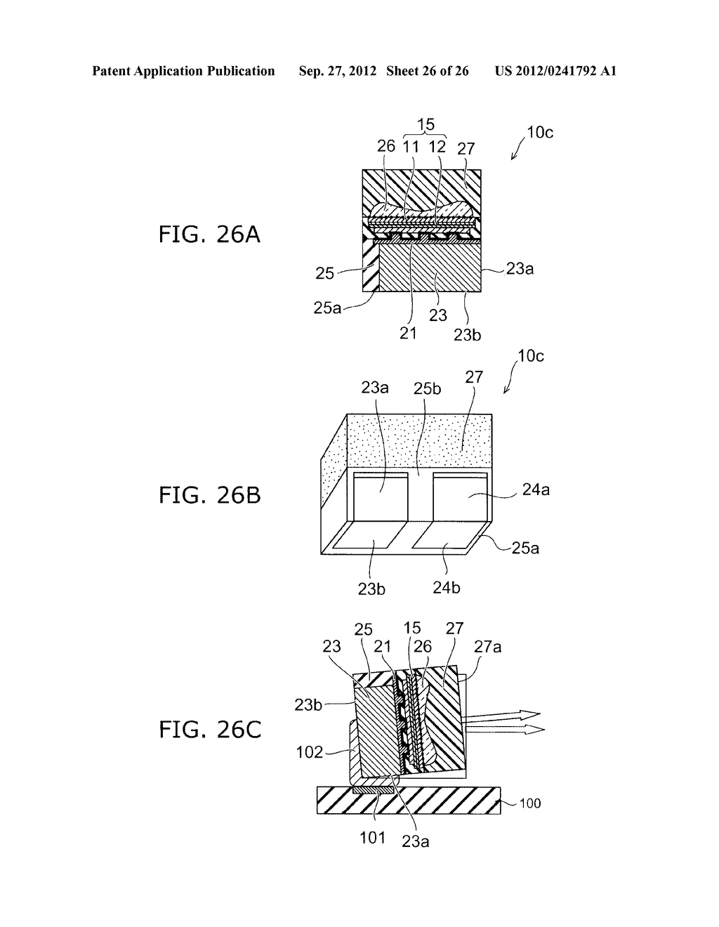 SEMICONDUCTOR LIGHT EMITTING DEVICE AND METHOD FOR MANUFACTURING SAME - diagram, schematic, and image 27