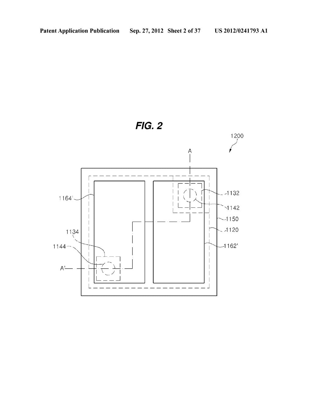 LIGHT EMITTING DIODE PACKAGE AND METHOD FOR MANUFACTURING THE SAME - diagram, schematic, and image 03