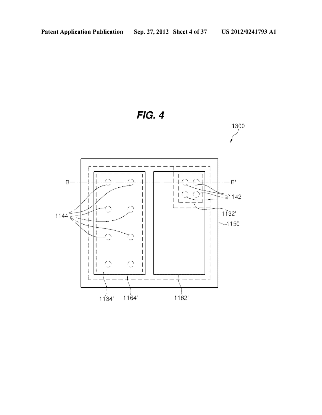 LIGHT EMITTING DIODE PACKAGE AND METHOD FOR MANUFACTURING THE SAME - diagram, schematic, and image 05