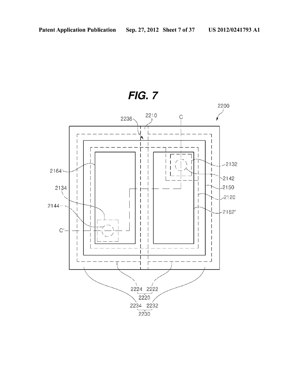 LIGHT EMITTING DIODE PACKAGE AND METHOD FOR MANUFACTURING THE SAME - diagram, schematic, and image 08
