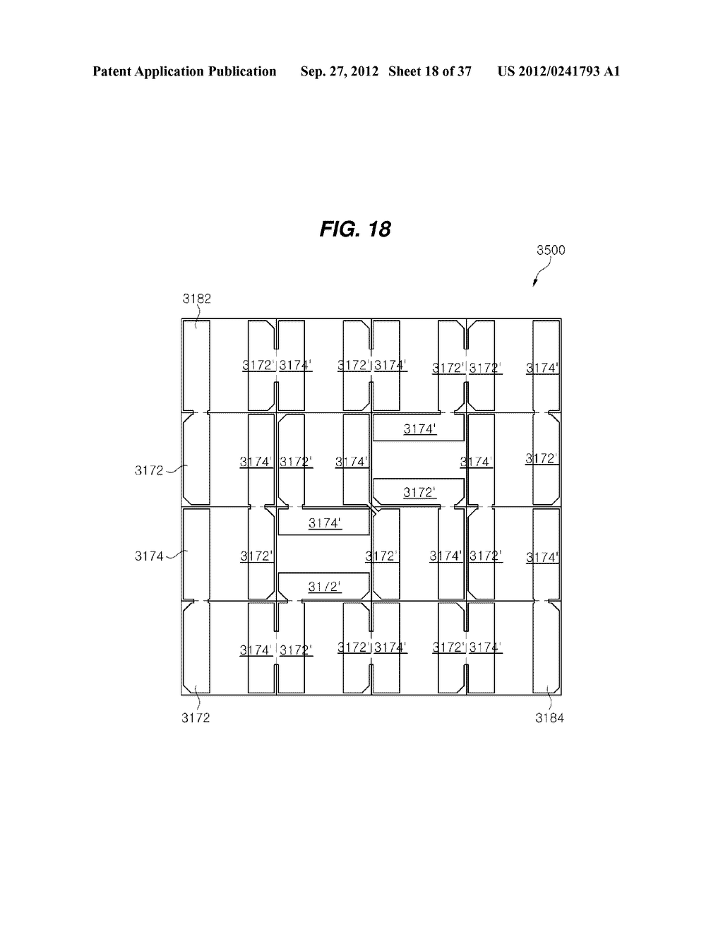 LIGHT EMITTING DIODE PACKAGE AND METHOD FOR MANUFACTURING THE SAME - diagram, schematic, and image 19