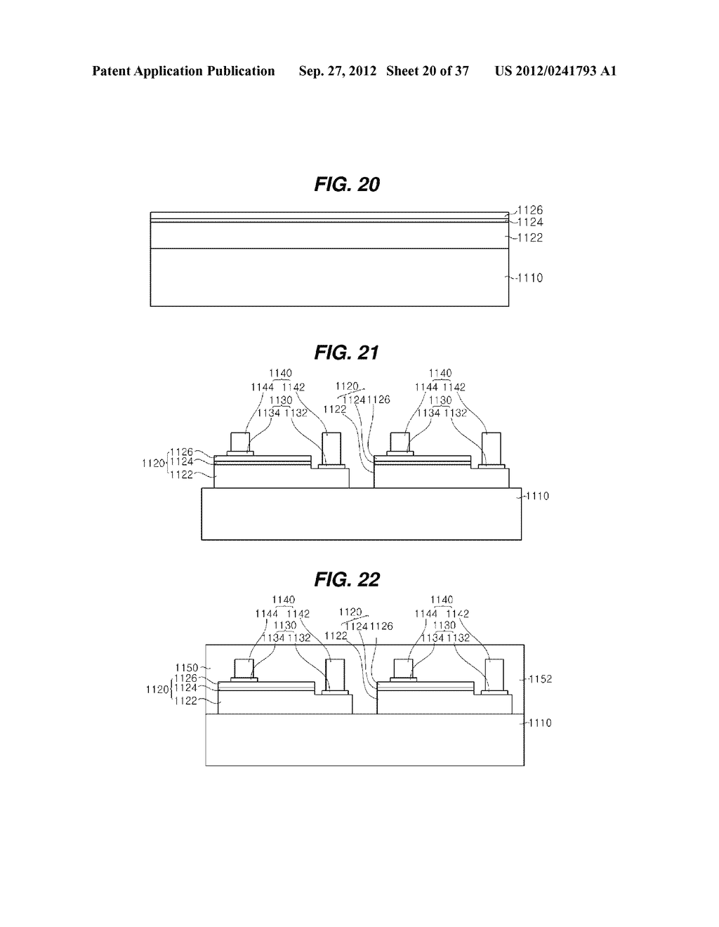 LIGHT EMITTING DIODE PACKAGE AND METHOD FOR MANUFACTURING THE SAME - diagram, schematic, and image 21