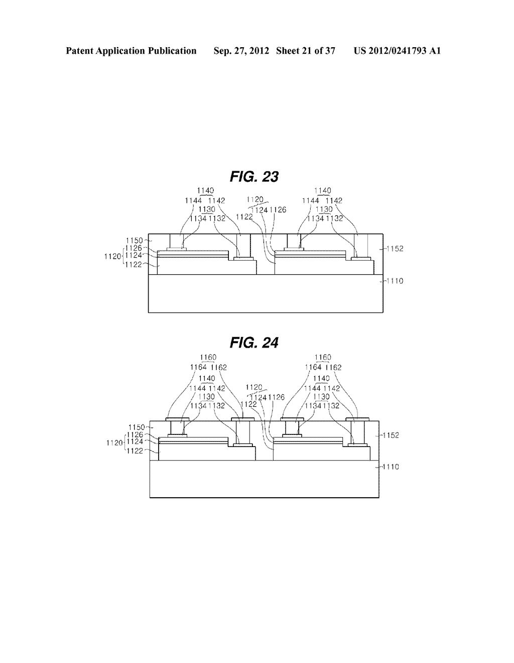 LIGHT EMITTING DIODE PACKAGE AND METHOD FOR MANUFACTURING THE SAME - diagram, schematic, and image 22