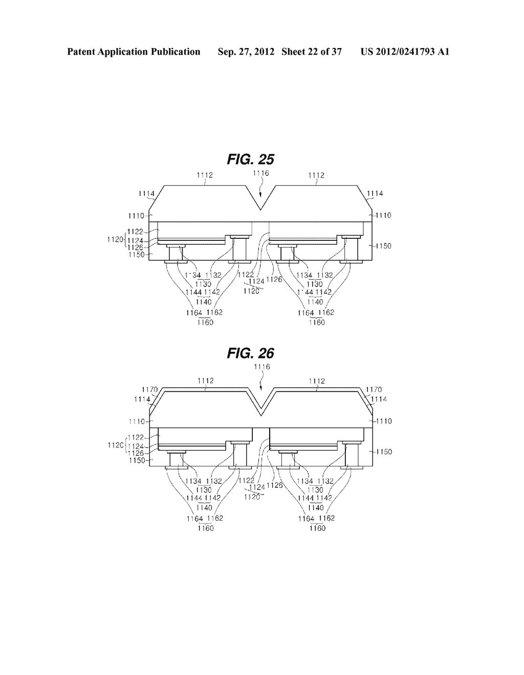 LIGHT EMITTING DIODE PACKAGE AND METHOD FOR MANUFACTURING THE SAME - diagram, schematic, and image 23