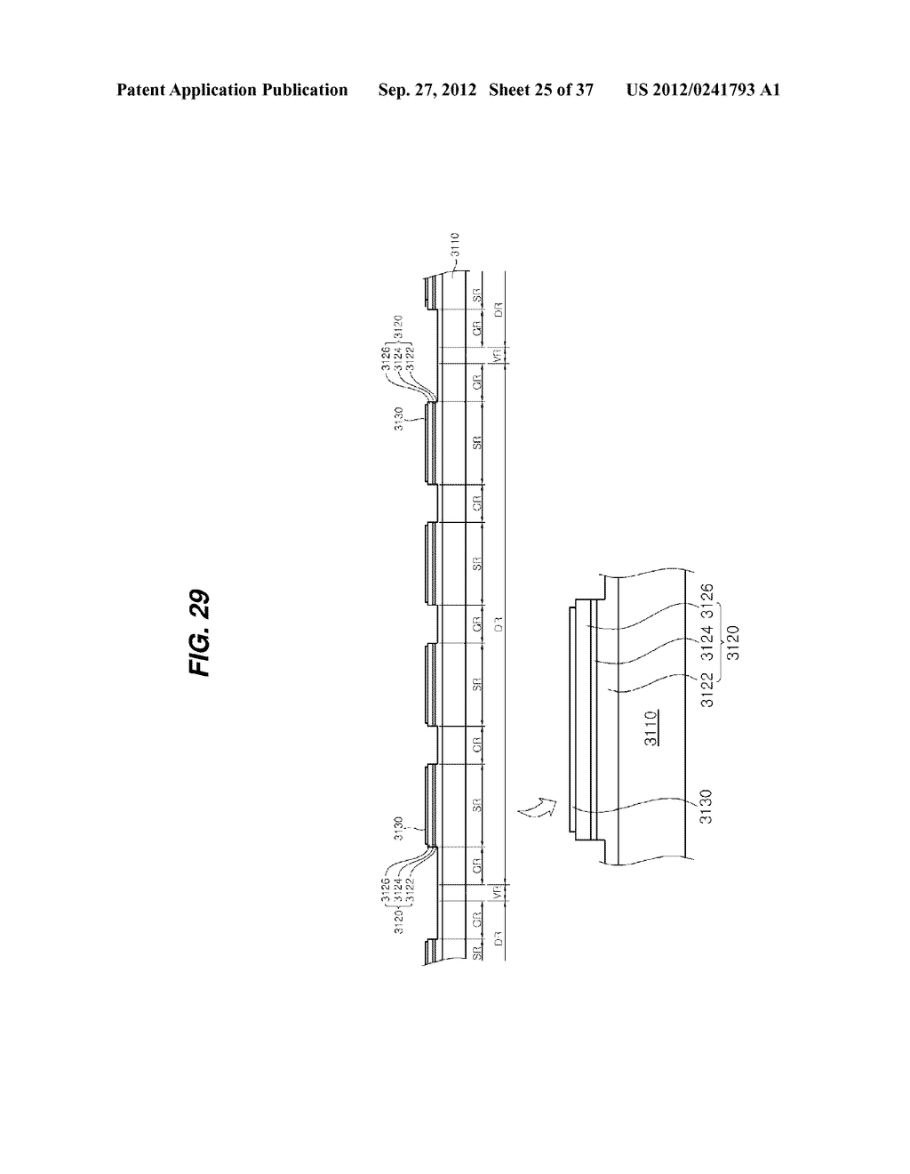 LIGHT EMITTING DIODE PACKAGE AND METHOD FOR MANUFACTURING THE SAME - diagram, schematic, and image 26
