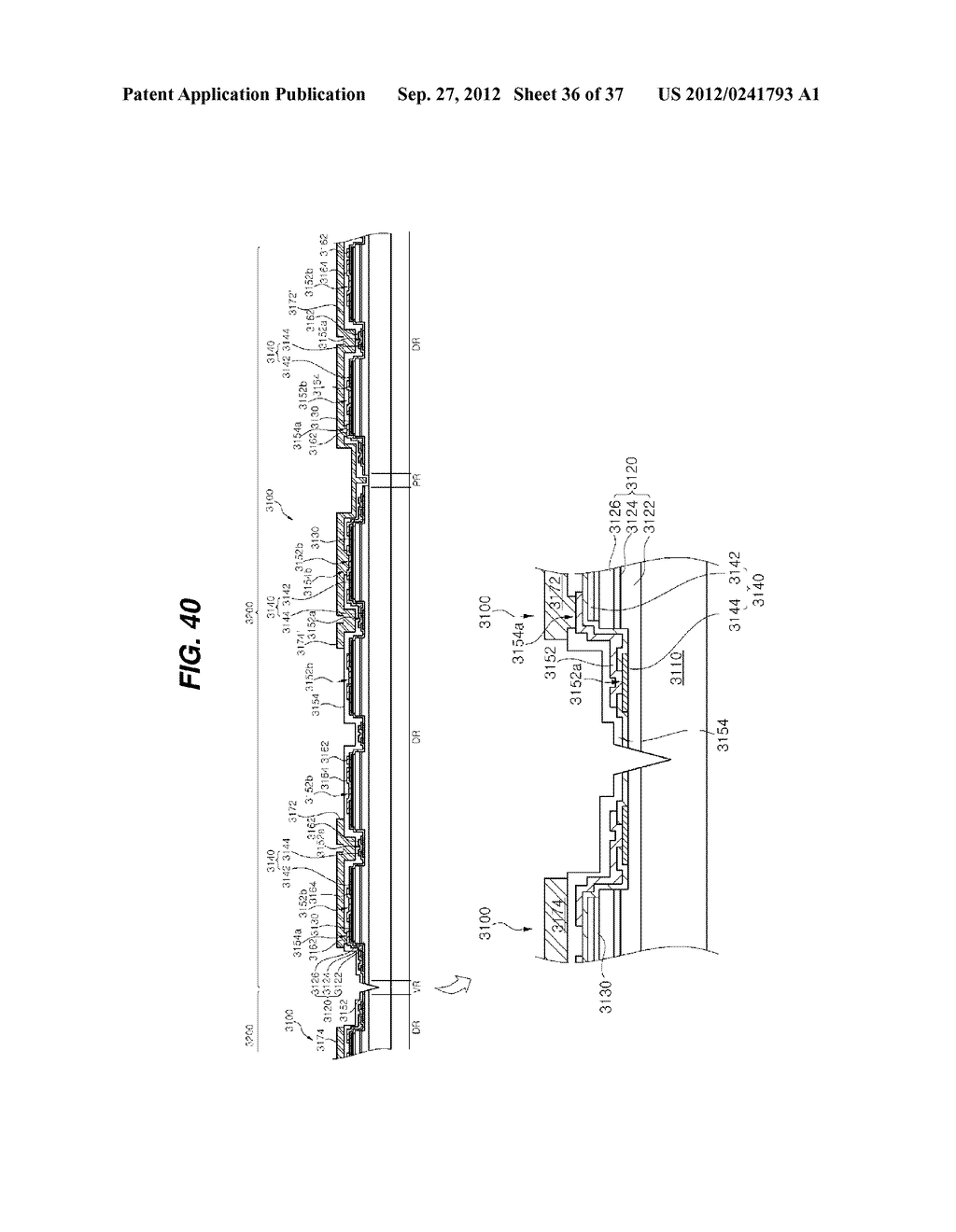 LIGHT EMITTING DIODE PACKAGE AND METHOD FOR MANUFACTURING THE SAME - diagram, schematic, and image 37