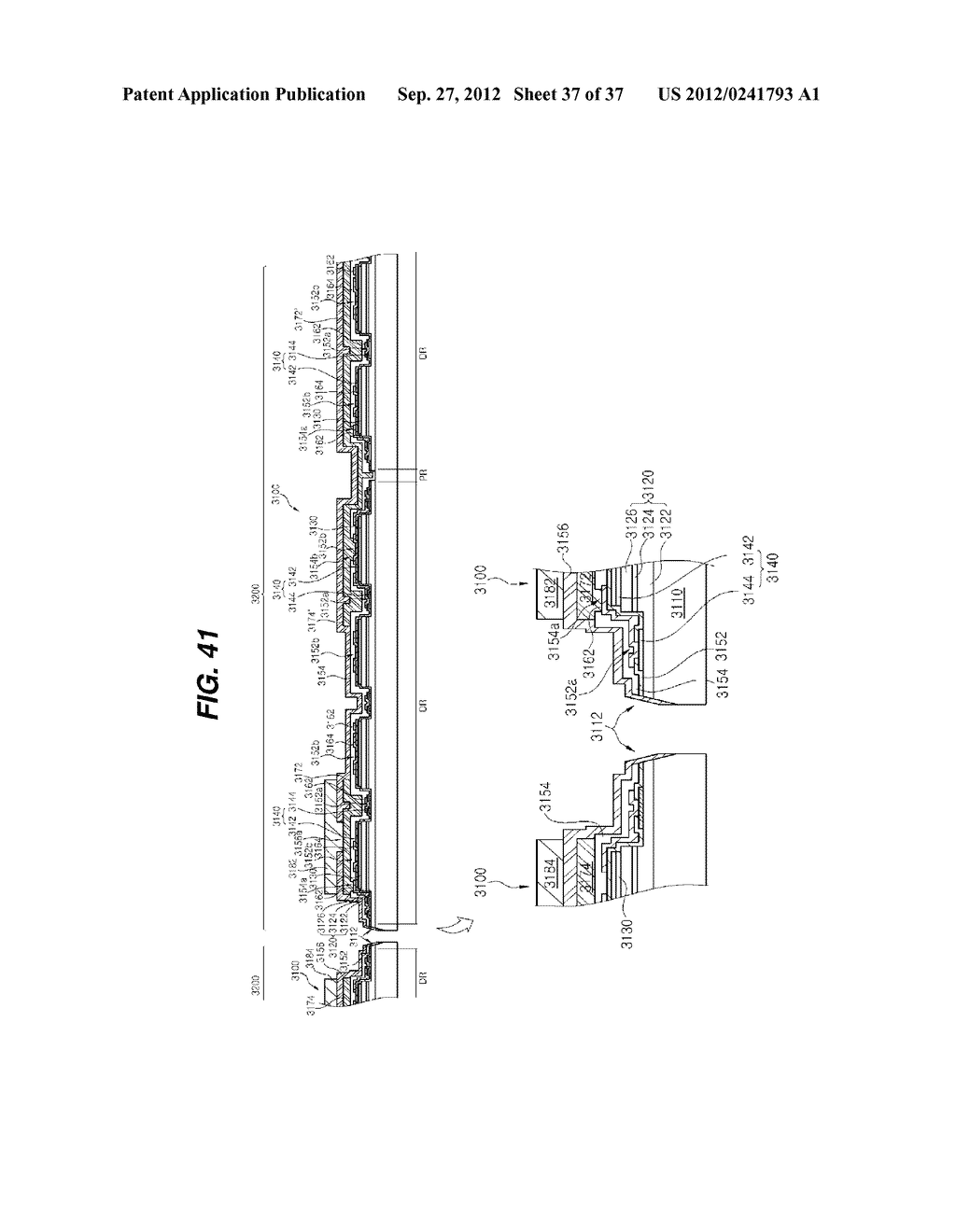 LIGHT EMITTING DIODE PACKAGE AND METHOD FOR MANUFACTURING THE SAME - diagram, schematic, and image 38