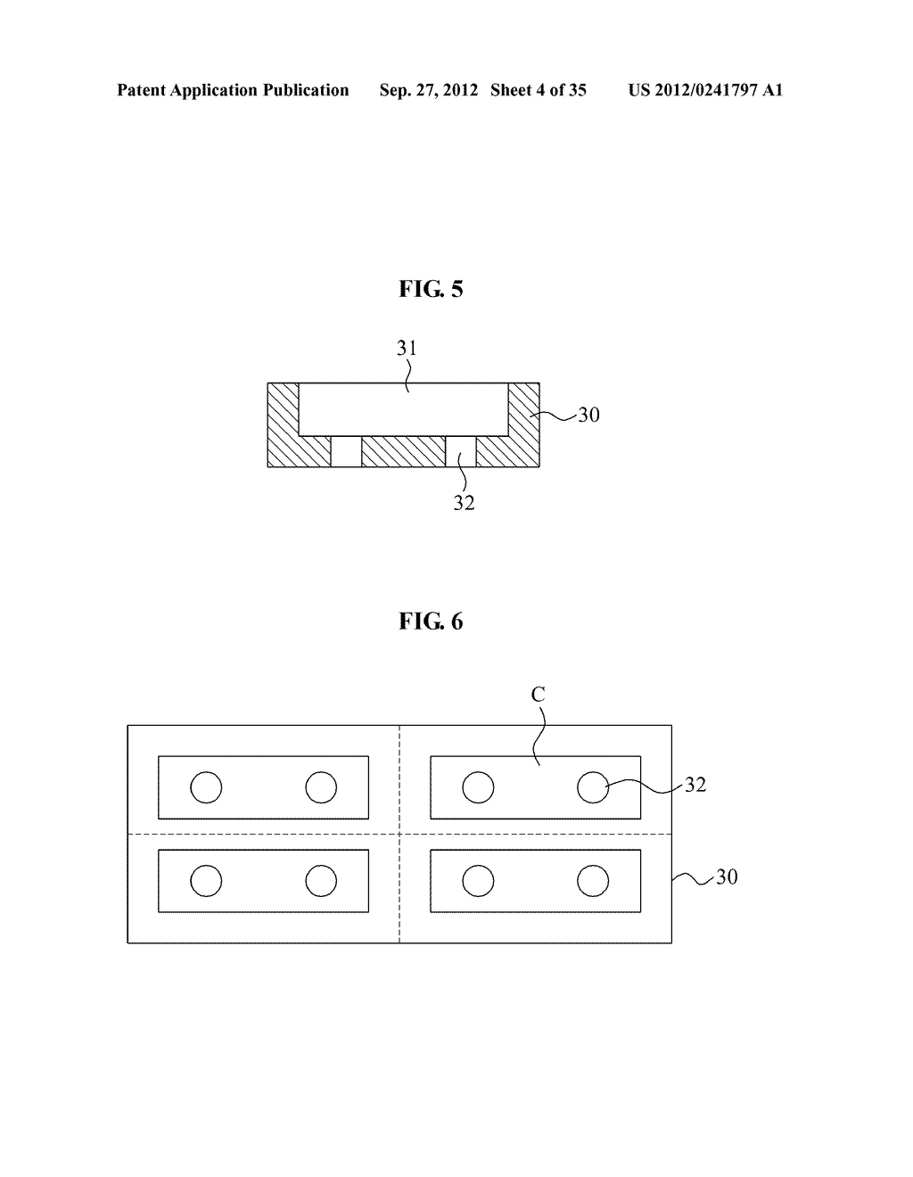 LIGHT EMITTING DIODE, MANUFACTURING METHOD THEREOF, LIGHT EMITTING DIODE     MODULE, AND MANUFACTURING METHOD THEREOF - diagram, schematic, and image 05