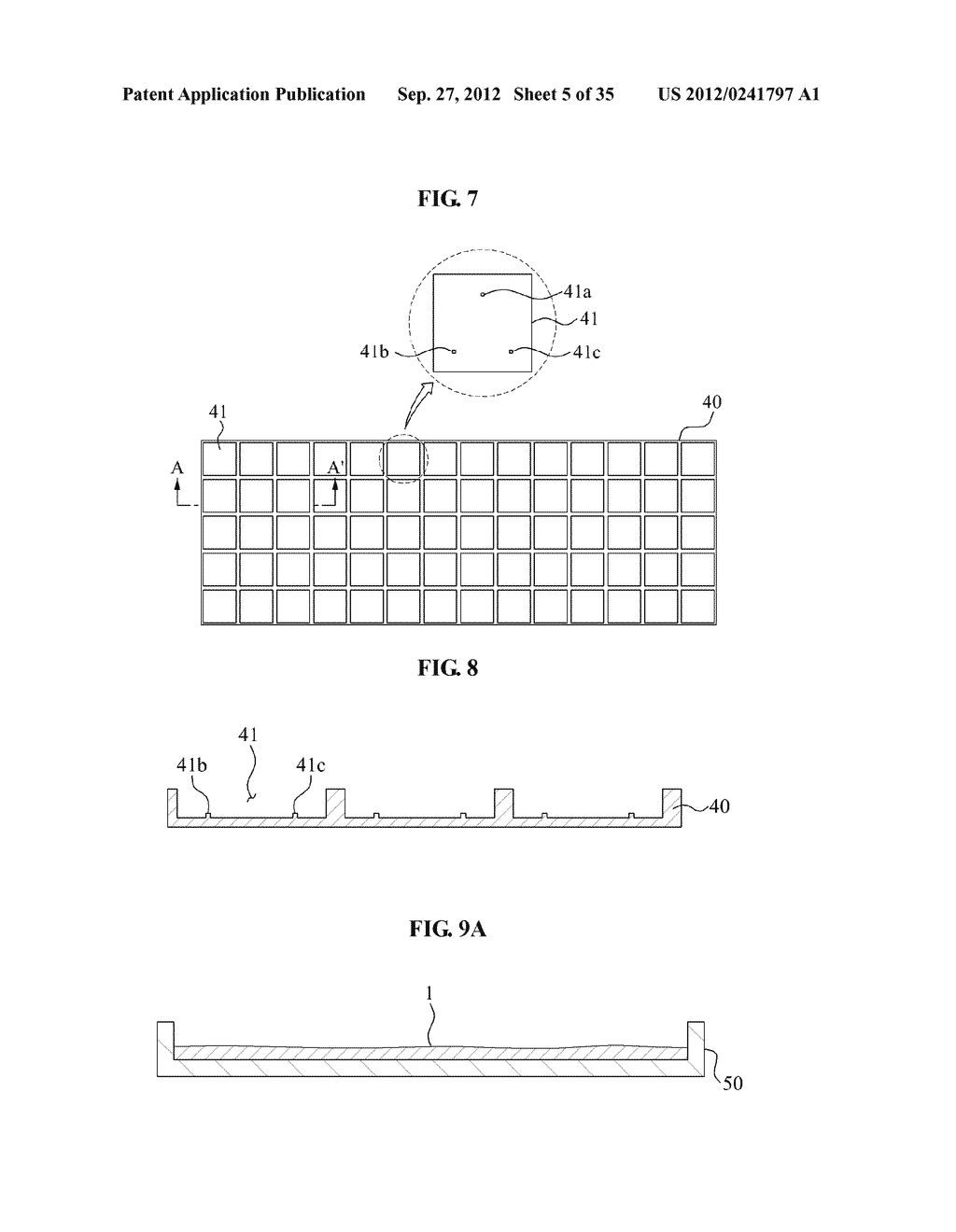 LIGHT EMITTING DIODE, MANUFACTURING METHOD THEREOF, LIGHT EMITTING DIODE     MODULE, AND MANUFACTURING METHOD THEREOF - diagram, schematic, and image 06