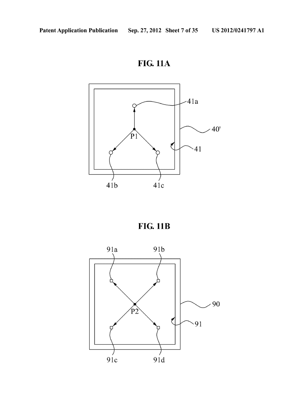 LIGHT EMITTING DIODE, MANUFACTURING METHOD THEREOF, LIGHT EMITTING DIODE     MODULE, AND MANUFACTURING METHOD THEREOF - diagram, schematic, and image 08