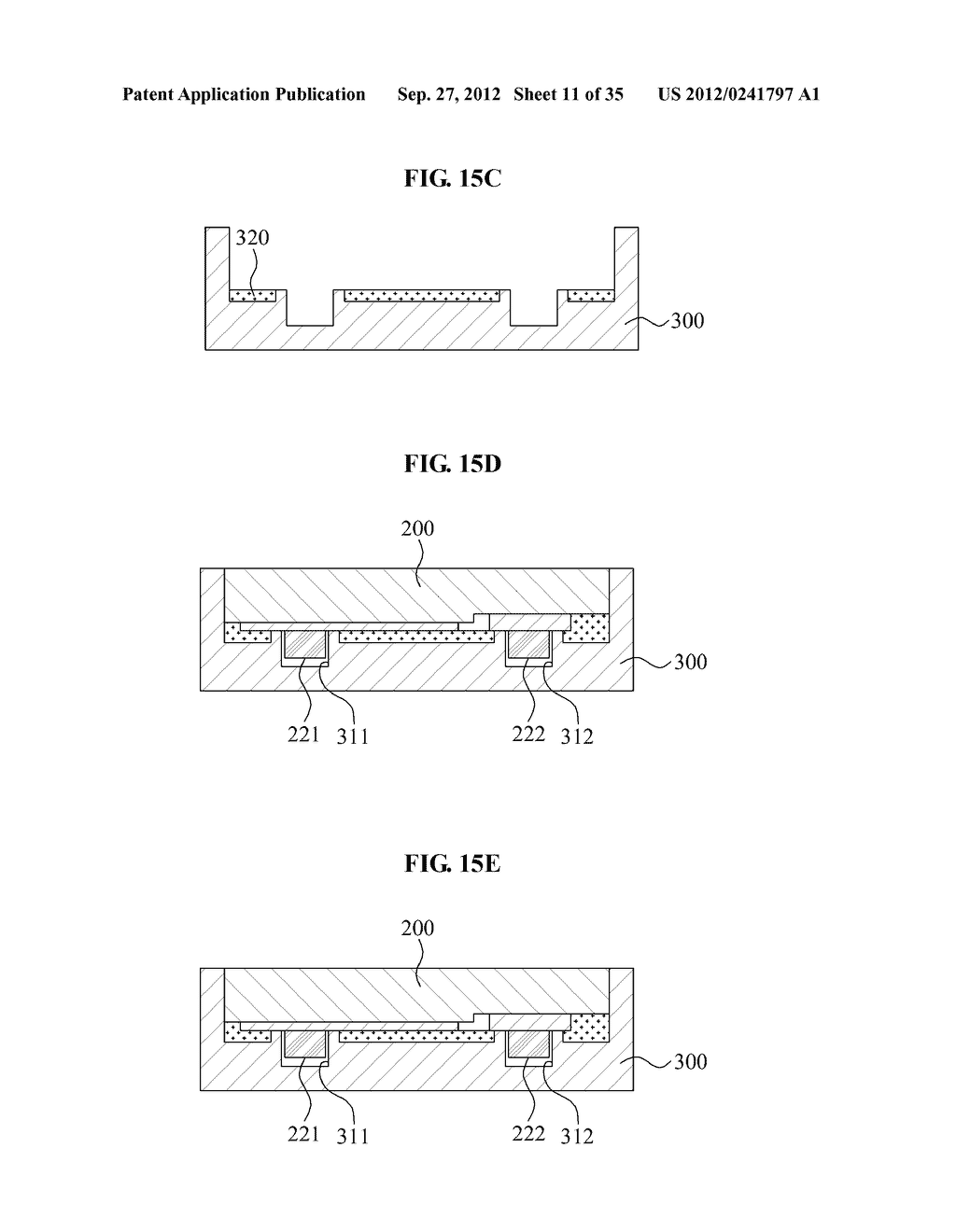 LIGHT EMITTING DIODE, MANUFACTURING METHOD THEREOF, LIGHT EMITTING DIODE     MODULE, AND MANUFACTURING METHOD THEREOF - diagram, schematic, and image 12