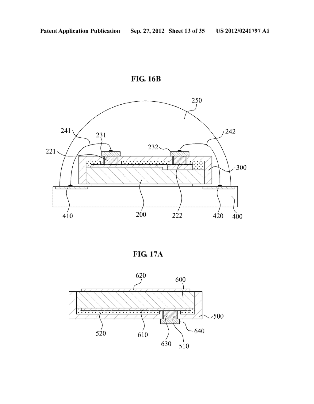 LIGHT EMITTING DIODE, MANUFACTURING METHOD THEREOF, LIGHT EMITTING DIODE     MODULE, AND MANUFACTURING METHOD THEREOF - diagram, schematic, and image 14