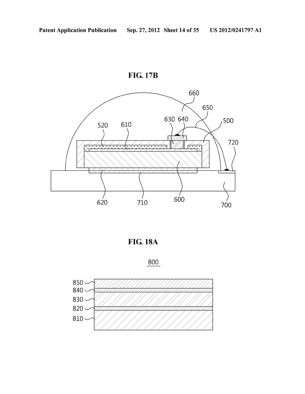 LIGHT EMITTING DIODE, MANUFACTURING METHOD THEREOF, LIGHT EMITTING DIODE     MODULE, AND MANUFACTURING METHOD THEREOF - diagram, schematic, and image 15