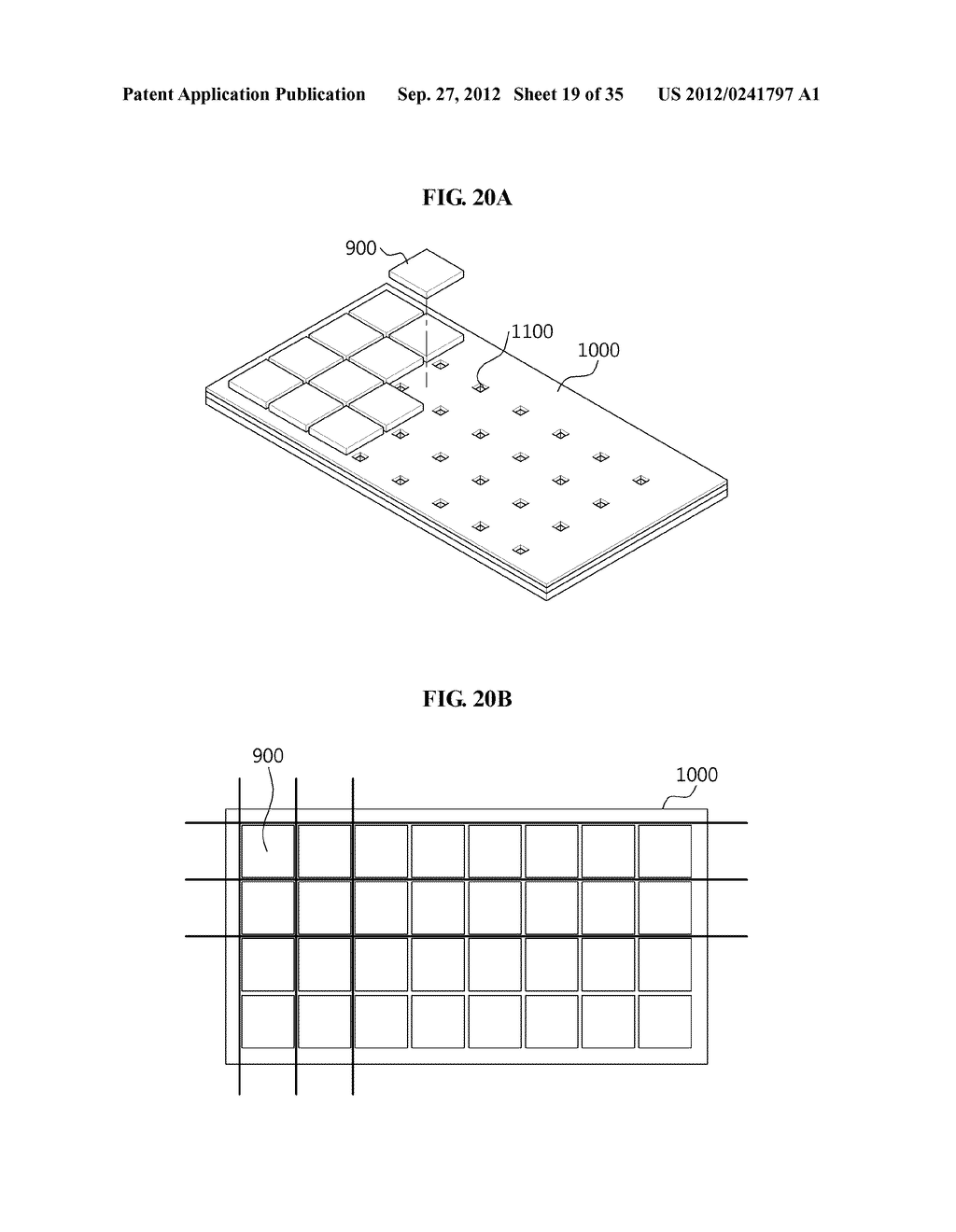 LIGHT EMITTING DIODE, MANUFACTURING METHOD THEREOF, LIGHT EMITTING DIODE     MODULE, AND MANUFACTURING METHOD THEREOF - diagram, schematic, and image 20