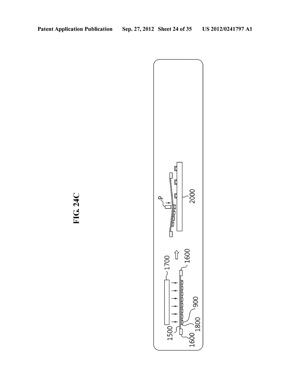 LIGHT EMITTING DIODE, MANUFACTURING METHOD THEREOF, LIGHT EMITTING DIODE     MODULE, AND MANUFACTURING METHOD THEREOF - diagram, schematic, and image 25
