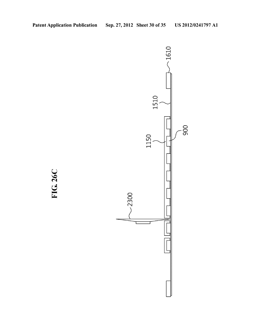 LIGHT EMITTING DIODE, MANUFACTURING METHOD THEREOF, LIGHT EMITTING DIODE     MODULE, AND MANUFACTURING METHOD THEREOF - diagram, schematic, and image 31