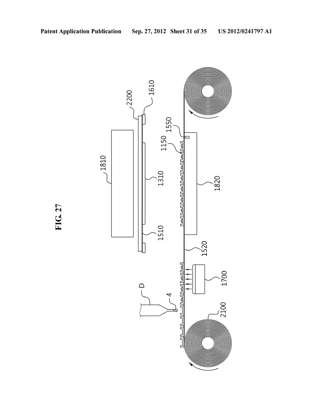 LIGHT EMITTING DIODE, MANUFACTURING METHOD THEREOF, LIGHT EMITTING DIODE     MODULE, AND MANUFACTURING METHOD THEREOF - diagram, schematic, and image 32
